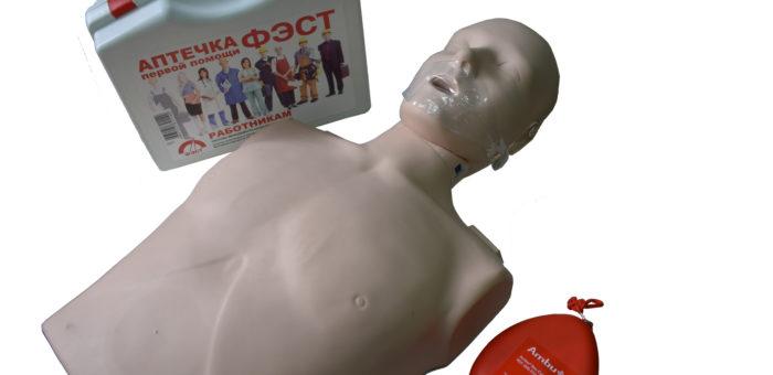 Акция для школ и детских садов 570 рублей обучение навыкам первой помощи